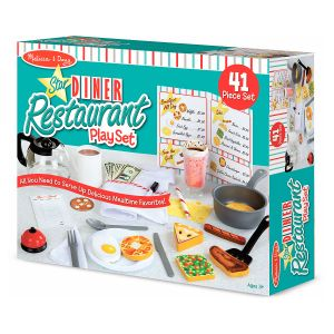 Restaurant Play Set Star Diner  by Melissa & Doug®