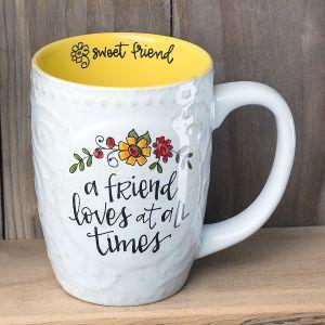 A Friend Loves Mug