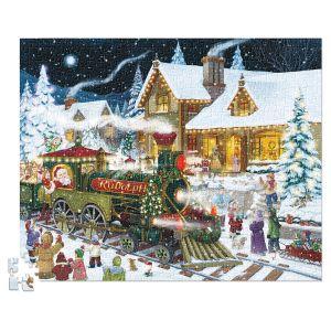Santa's Express Puzzle