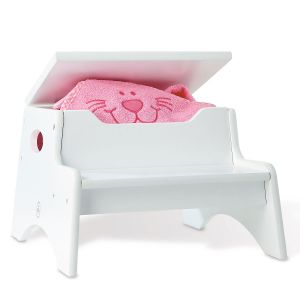 Step and Store Stool by Kidcraft