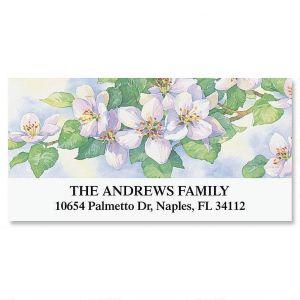 Gardens Year-Round Deluxe Address Labels  (12 Designs)