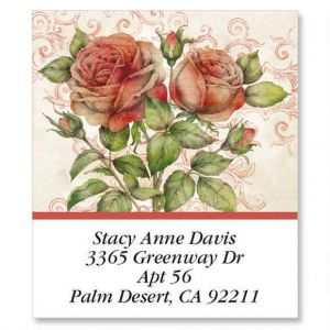 Reflections Select Address Labels   (6 Designs)