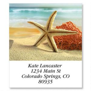 Tropical Harmony Select Address Labels  (8 Designs)