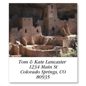 Landmarks Select Address Labels  (24 Designs)