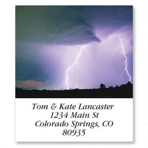 Stormchaser Select Address Labels  (24 Designs)