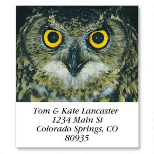 Amazing Creatures Select Address Labels  (24 Designs)