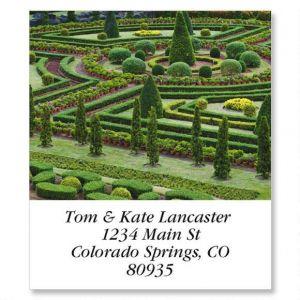 Garden Path Select Address Labels  (12 Designs)