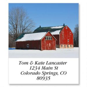 Farms Select Address Labels  (8 Designs)