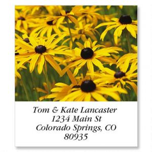 Wild Flora Select Address Labels  (12 Designs)
