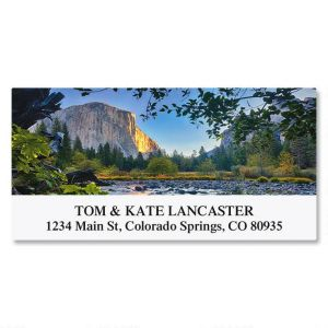Nature's Landscape Deluxe Address Labels  (6 Designs)