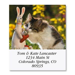 Love of Cats Select Address Labels  (12 Designs)