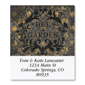 Honey Bee Select Address Labels  (6 Designs)