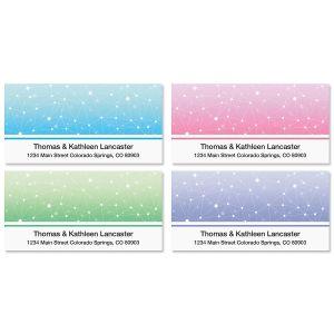 Subtle Impressions Deluxe Address Labels  (4 Designs)