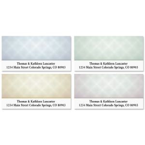 Sophisticated Deluxe Address Labels (4 Designs)