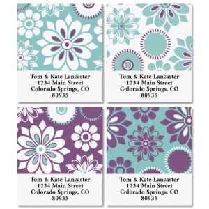 Vibrant Select Address Labels