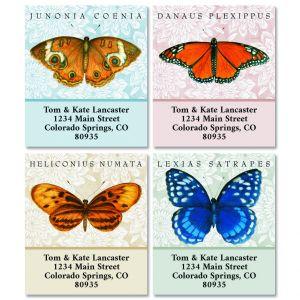 Gerbera Select Address Labels  (4 Designs)