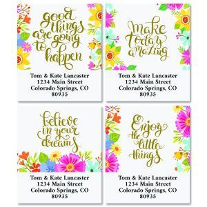 Nature's Grace Select Address Labels  (4 Designs)