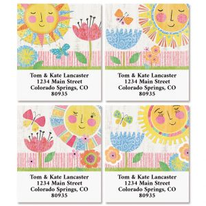 Hello Sunshine Select Address Labels
