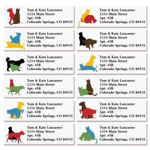 Pets Classic Return Address Labels (12 Designs)