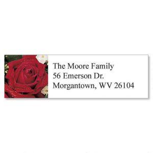 Rose Garden Classic Address Labels  (6 Designs)