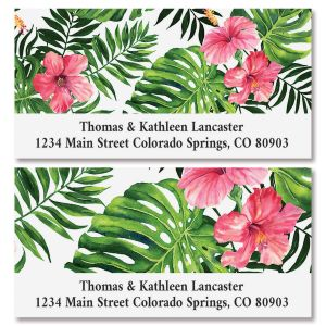 Island Time Deluxe Return Address Labels (2 Designs)