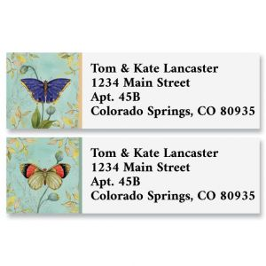 Butterfly Gallery Classic Return Address Labels (2 Designs)
