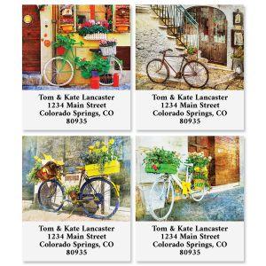 Charming Streets Select Return Address Labels (4 Designs)
