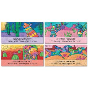 Southwest Radiance Deluxe Address Labels   (4 Designs)