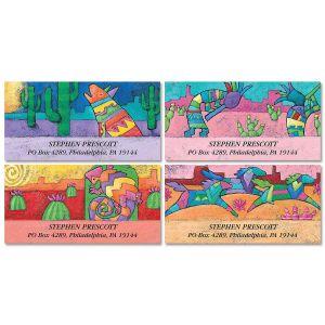 Southwest Radiance Deluxe Address Labels   (4 Designs)