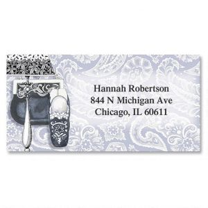 Accessorize! Border Address Labels  (6 Designs)
