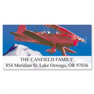 Winging It Deluxe Address Labels  (6 Designs)