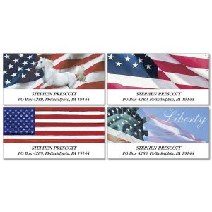 Tribute Deluxe Address Labels  (4 Designs)