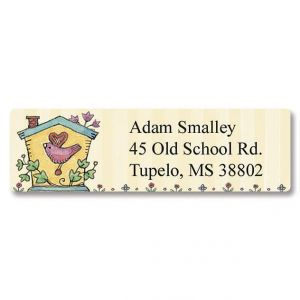 Everything Happy  Classic Address Labels   (12 designs)