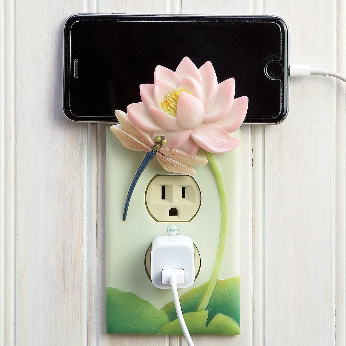 Dragonfly Outlet Cover