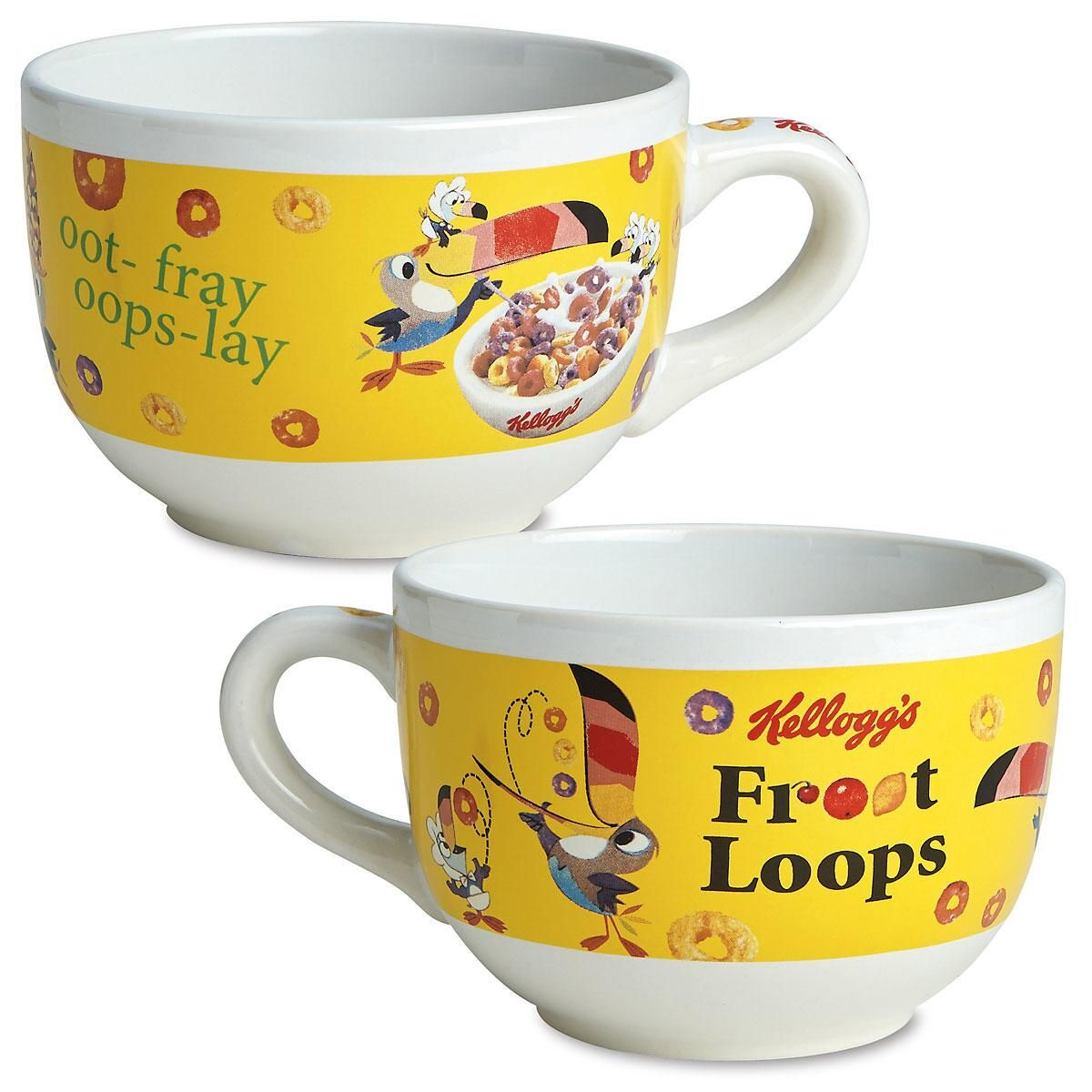 Froot Loops® Retro Cereal Mug