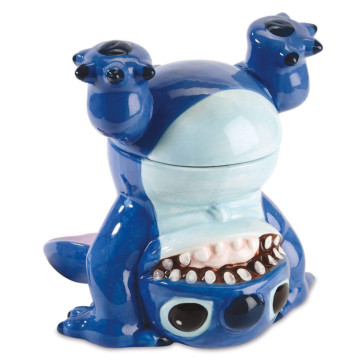 Disney® Stitch Handstand Cookie Jar