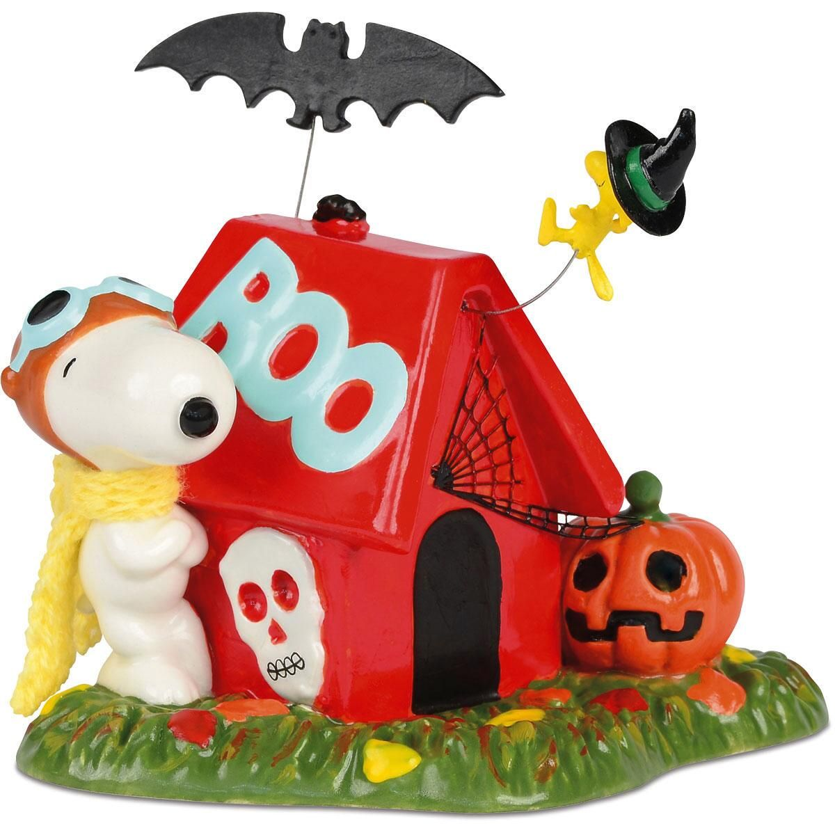 Snoopy's Spooky House