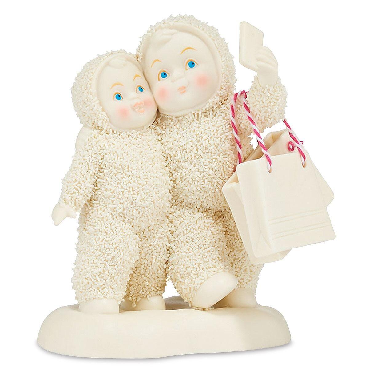 Snowbabies™ Selfie Figurine