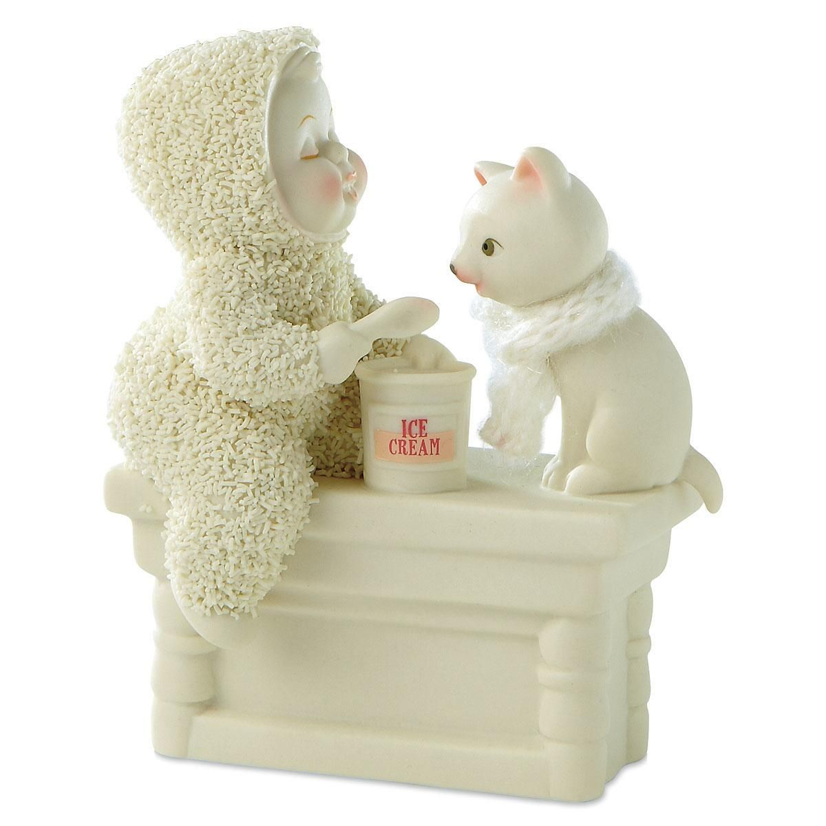 Snowbabies™ Scoop to Soothe the Soul Figurine
