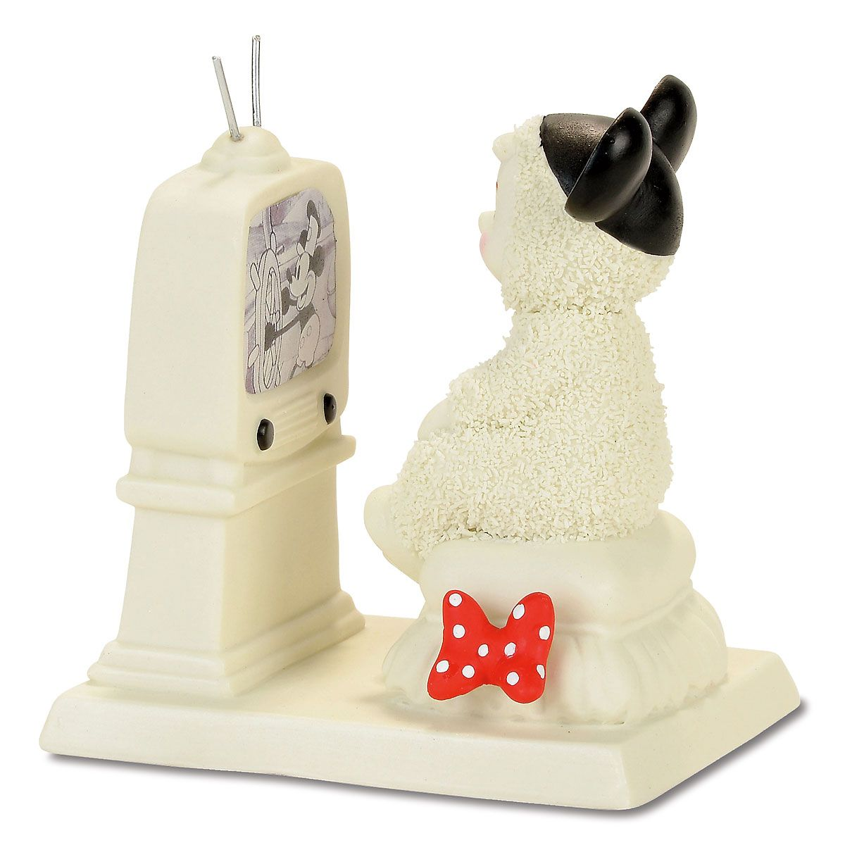 Snowbabies™ Tuned Into Mickey