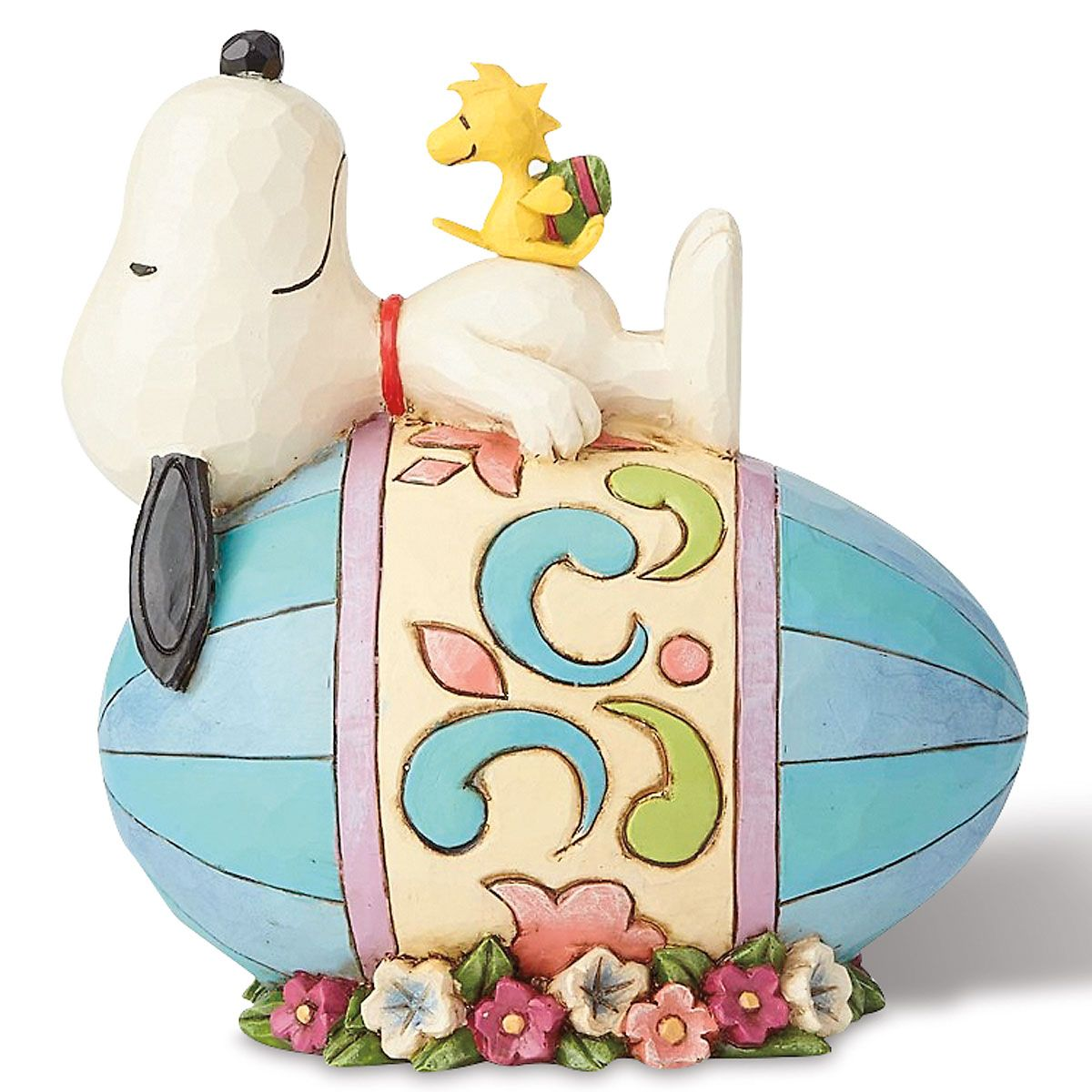 Snoopy™ on Easter Egg by Jim Shore