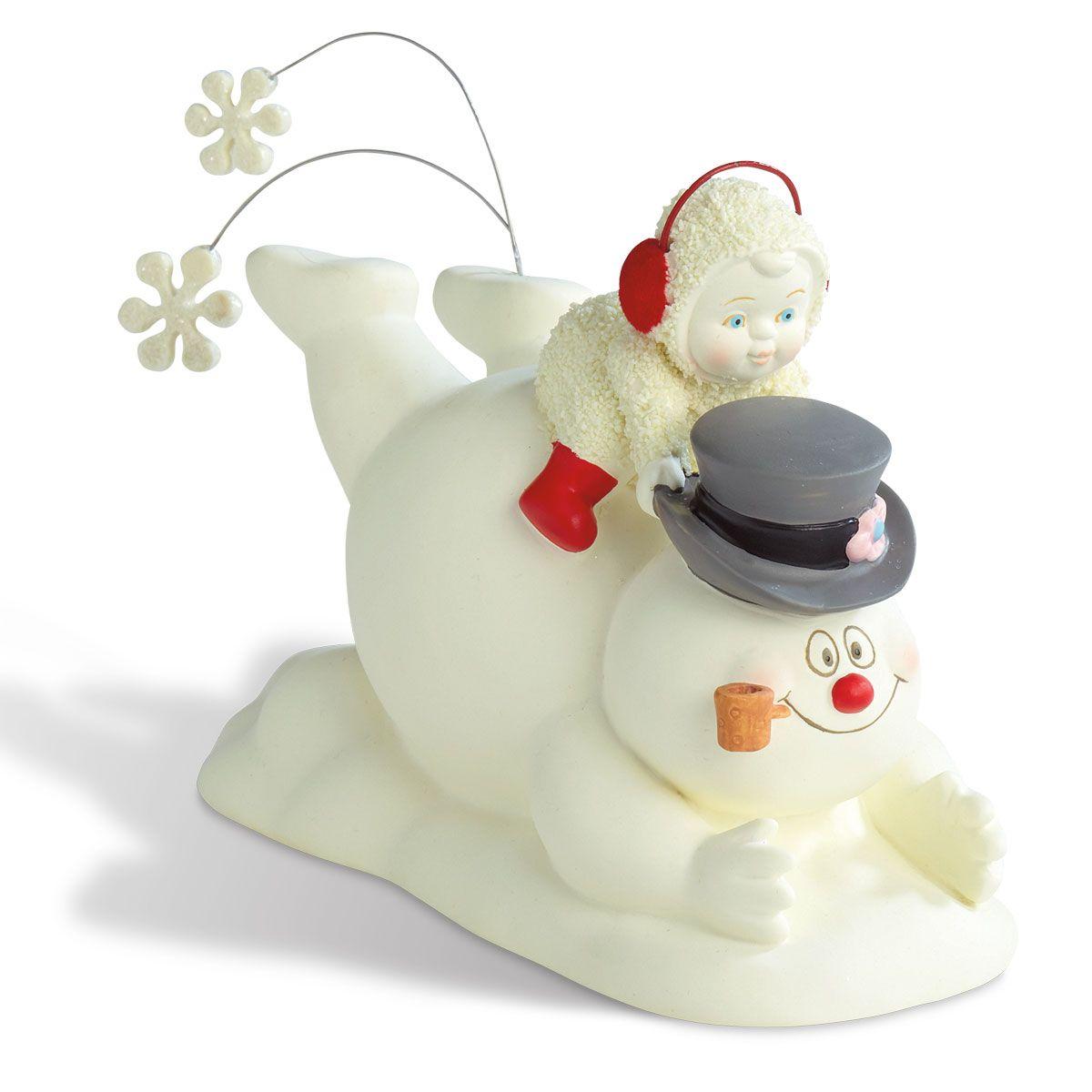 Snowbabies™ Climb Aboard Figurine