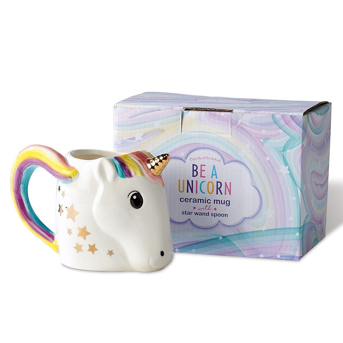 Unicorn Novelty Mug