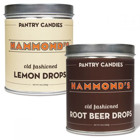 Hammond's Old Fashioned Candy Drops