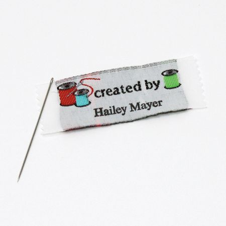 Created By Personalized Sewing Labels