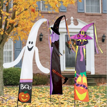 Fairy Tale Halloween Flags