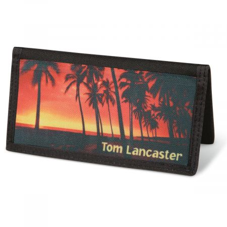 Paradise  Checkbook Cover - Personalized