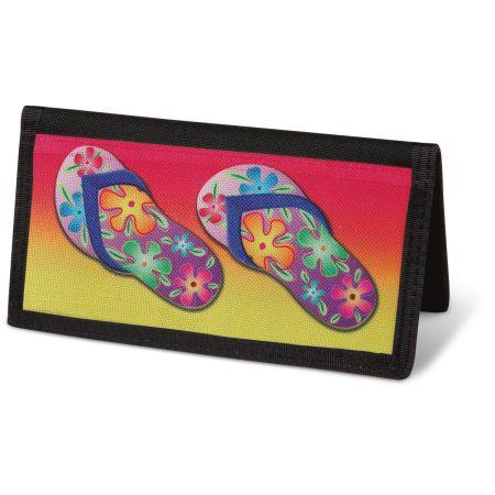 Flip-Flops Fun Checkbook Cover - Non-Personalized