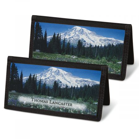 Nature's Splendor Personal Checkbook Covers