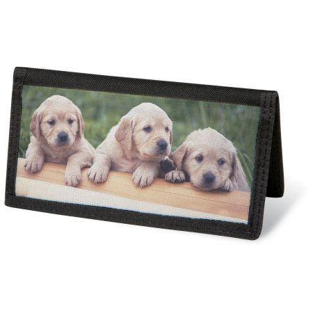 Puppy Love  Checkbook Covers - Non-Personalized
